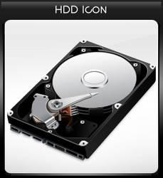 Hard Disc by CreativeGeekDesigns