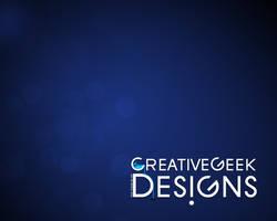 CreativeGeek Wallpaper by CreativeGeekDesigns