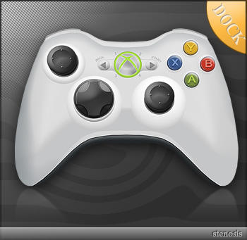 Xbox360 Controller by stenosis