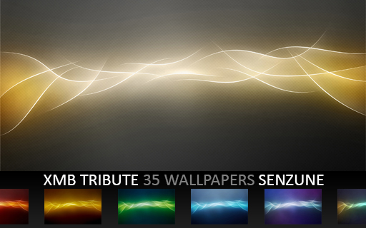 XMB Tribute by Senzune