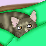Contest Prize-Ozzy The Cat Animation by MyMelodyOfTheHeart