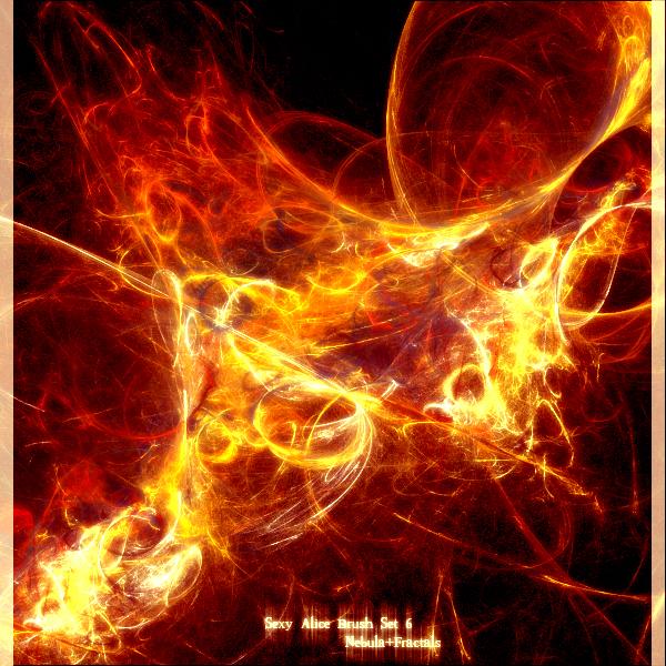 SexyAlice Nebula+Fractals