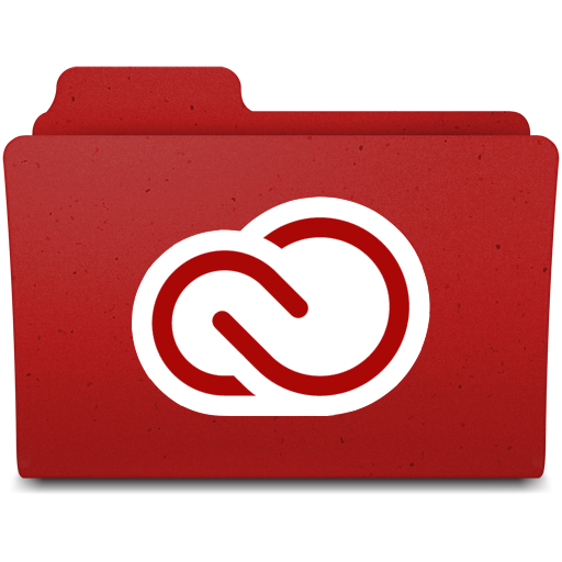 Folder icon for Adobe Creative Cloud by HarpuaFSB on