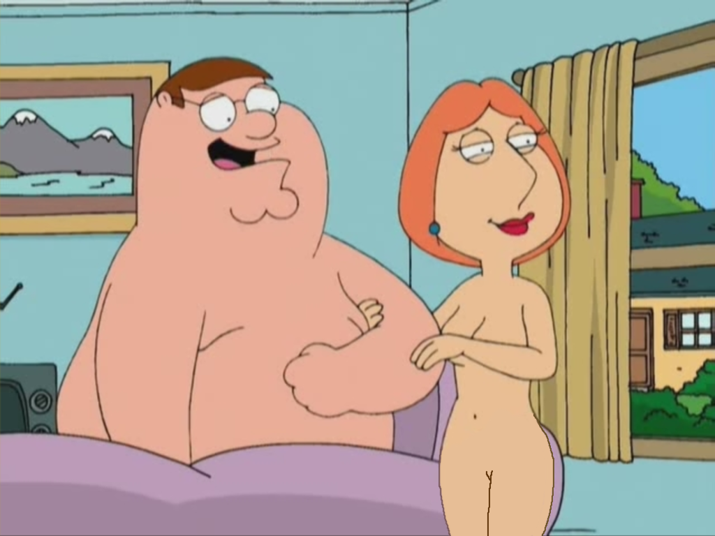 Lois naked in tub