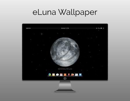 eLuna Wallpaper by moonwatcher2k1
