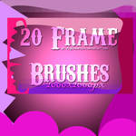 20 Frame Brushes