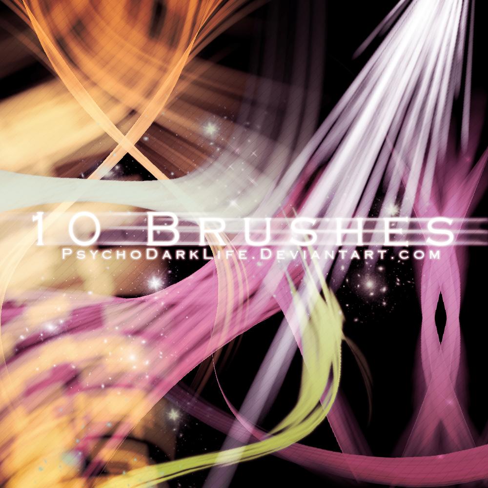 10 Bright Brushes