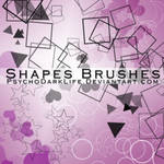 Shapes Brushes