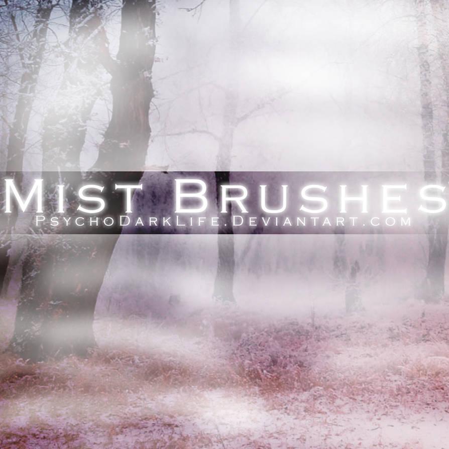 Mist Brushes by ObscureLilium