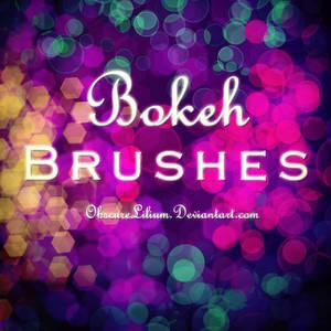 Bokeh Brushes