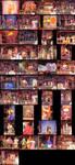 Teeny Hunchback Pics Pack by AreteStock