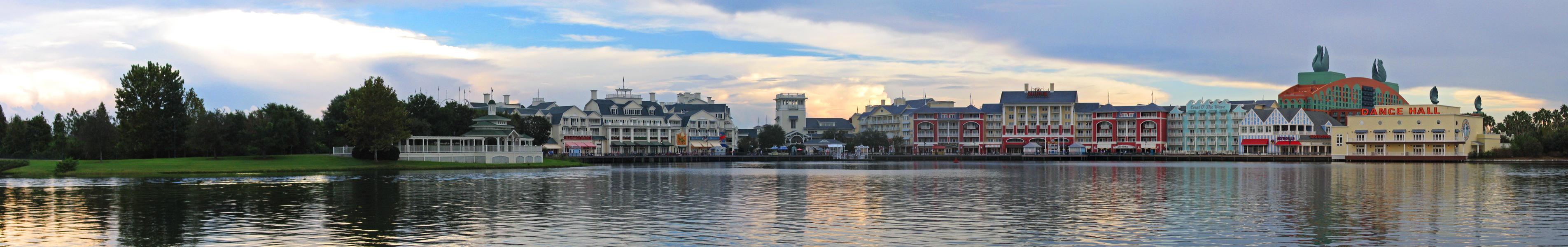 Boardwalk Inn 30 Panorama by AreteStock