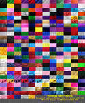 Photoshop Fabrics Collection - A to F