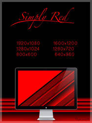 Simply Red by Kancano