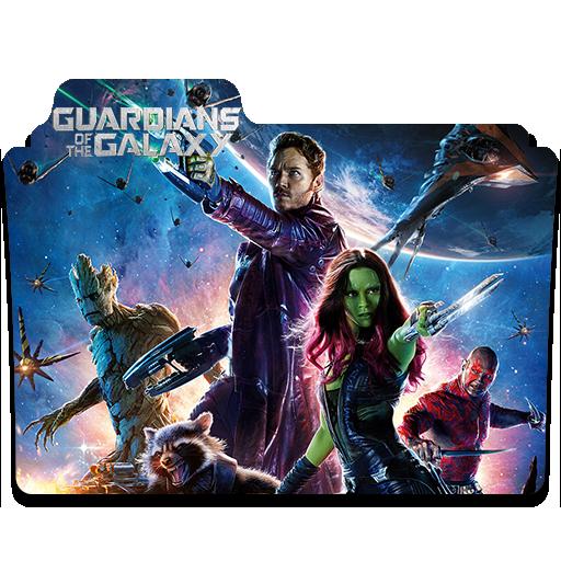Guardians Of The Galaxy Folder Icon By Iamanneme On Deviantart