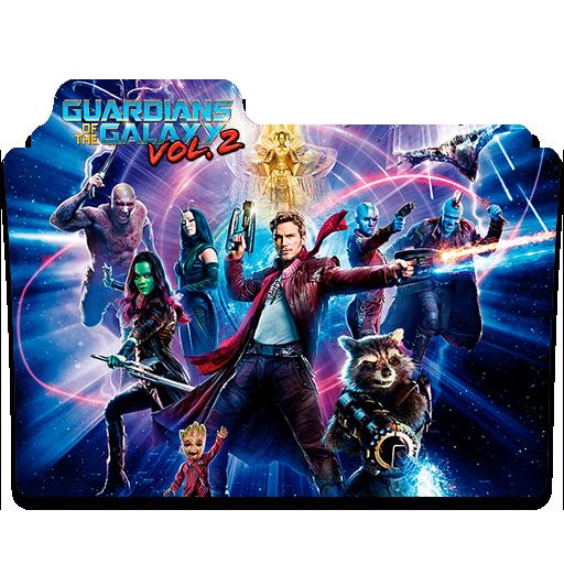 Guardians Of The Galaxy Vol 2 Folder Icon By Iamanneme On Deviantart