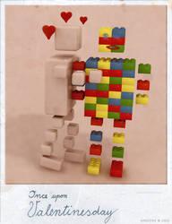 Valentines Robot
