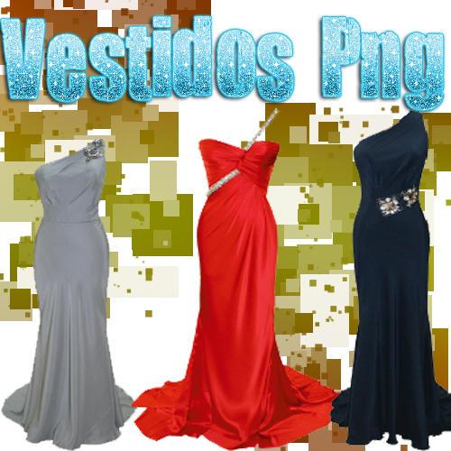 Vestidos png by YareliLennon