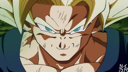 Goku SS TOP by NathanTBR