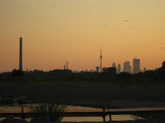 T.O. Sunset by eriin
