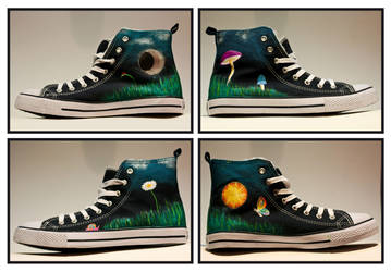 Magic Margys Chucks by DoC-OxY