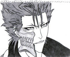 Grimmjow by LadySkelly