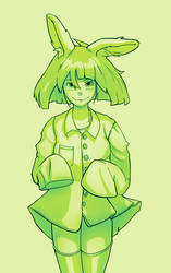 Green by DarkFlame15