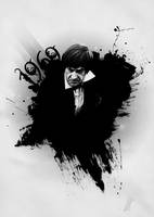 A Second Doctor grunge poster by Neutron-Flow