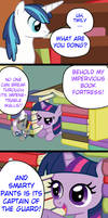 Book Fortress Part 1 by MangaKa-Girl