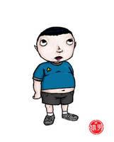 FatKid - Spock by MonkeyMan504