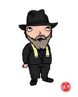 FatKid - Rabbi by MonkeyMan504