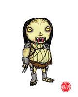 FatKid - Predator by MonkeyMan504