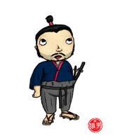 FatKid - Kikuchiyo by MonkeyMan504