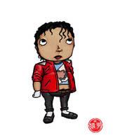 FatKid - King of Pop by MonkeyMan504
