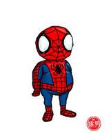 FatKid - Spider-Man by MonkeyMan504