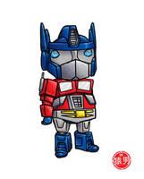 FatKid - Transformers by MonkeyMan504