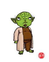 FatKid - Master Yoda, I am by MonkeyMan504
