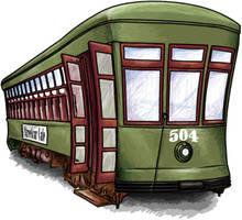 Streetcar 2 by MonkeyMan504