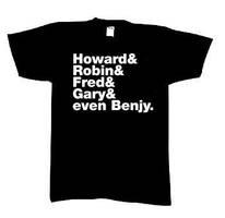 Howard Robin Fred Gary Benji by MonkeyMan504