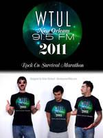 WTUL New Orleans 91.5FM 2011 by MonkeyMan504