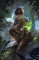 Elder Scrolls Legends : Treesap Sentinel by oyasumi75