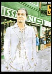 Mike Patton by mustingel
