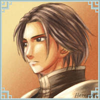 Troy (Suikoden IV) by Hemuvel