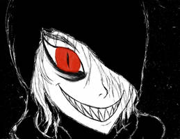 I'm a Monster by DarthJamek