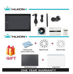 30% off on Huion 1060PLUS Graphics Tablet by ivy520ee