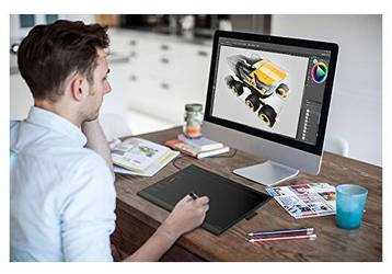 20% off on Huion NEW 1060PLUS Graphics Tablet by ivy520ee