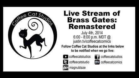 Streaming Brass Gates: Remastered 7/4/14 by magnublaze