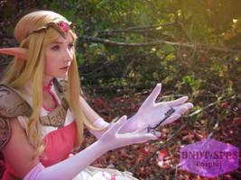 Key to the Kingdom- LOZ cosplay by BanditsSpurs