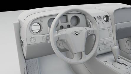 Bentley Interior WIP2 by Saleri