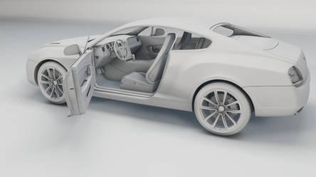 Bentley WIP 4 by Saleri